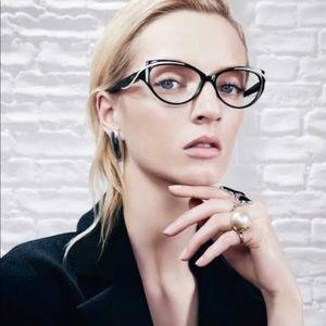 Dior eyeglasses.
